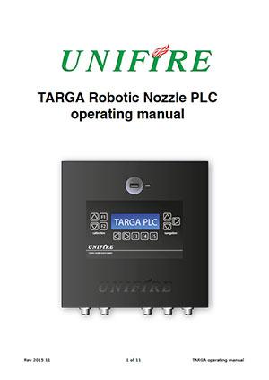 Unifire-TARGA-Manual-Cover